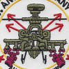 AH-64D Longbow Aviation Attack Helicopter Patch | Center Detail