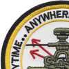 AH-64D Longbow Aviation Attack Helicopter Patch | Upper Left Quadrant