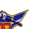 AFSOC 1st Special Operations Squadron Goose-30 Patch | Upper Right Quadrant