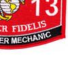 6113 Helicoper Mechanic MOS Patch | Lower Right Quadrant