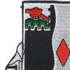 60th Infantry Regiment Patch To The Utmost Extent Of Our Power | Upper Left Quadrant