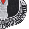 60th Infantry Regiment Patch To The Utmost Extent Of Our Power | Lower Right Quadrant