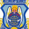 Aerospace Rescue and Recovery Service Patch | Center Detail