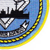 AE-32 USS Flint Patch | Lower Right Quadrant