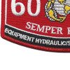 6076 MOS Equipment Hydraulic Structures Mech. Patch   Lower Left Quadrant
