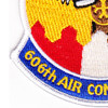 606th Air Commando Squadron Patch   Lower Left Quadrant