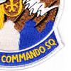606th Air Commando Squadron Patch   Lower Right Quadrant