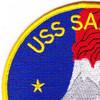 AE-10 USS Sangay Patch | Upper Left Quadrant