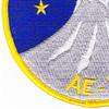 AE-10 USS Sangay Patch | Lower Left Quadrant