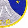 AE-10 USS Sangay Patch | Lower Right Quadrant