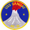AE-10 USS Sangay Patch