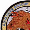 Advanced Rescue Swimmer School Patch | Upper Left Quadrant