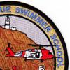 Advanced Rescue Swimmer School Patch | Upper Right Quadrant