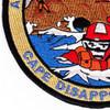 Advanced Rescue Swimmer School Patch | Lower Left Quadrant