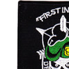 Army 1st Special Forces Group Airborne OIF And OEF Patch | Upper Left Quadrant