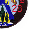 AR-28 USS Grand Canyon Patch   Lower Right Quadrant