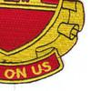600th Field Artillery Battalion Patch | Lower Right Quadrant
