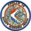 Apollo 15 Space Mission Patch