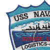 AO-106 USS Navasota Patch | Upper Left Quadrant