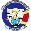 Amphibious Squadron Seven Patch