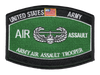 Army Air Assault Hat Patch