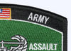 Army Air Assault Hat Patch | Upper Right Quadrant