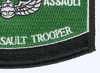 Army Air Assault Hat Patch | Lower Right Quadrant