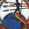Air Station Soms Kaneohe Bay Hawaii Patch | Center Detail
