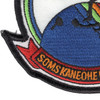 Air Station Soms Kaneohe Bay Hawaii Patch | Lower Left Quadrant
