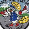 Air Station Annette Island Alaska Patch | Center Detail