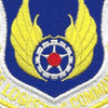 Air Force Logistic Command Patch | Center Detail
