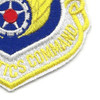 Air Force Logistic Command Patch | Lower Right Quadrant