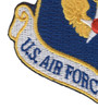 Air Force In Europe Command Patch   Lower Left Quadrant