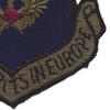 Air Force In Europe Command OD Patch | Lower Right Quadrant
