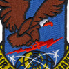 Air Defense Command Patch | Center Detail