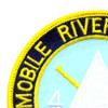 4th Of The 47th Infantry Regiment Mobile Riverine Force Patch Spearheaders | Upper Left Quadrant