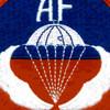 Airborne Jump School Sicily Patch   Center Detail