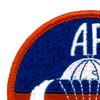 Airborne Jump School Sicily Patch   Upper Left Quadrant