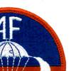 Airborne Jump School Sicily Patch   Upper Right Quadrant