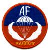 Airborne Jump School Sicily Patch