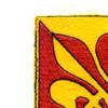 905th Field Artillery Battalion Patch | Upper Left Quadrant