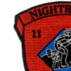 4th Of The 11th Aviation Cavalry Regiment Patch | Upper Left Quadrant