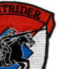 4th Of The 11th Aviation Cavalry Regiment Patch | Upper Right Quadrant