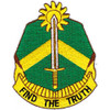 8th Military Police Group Patch