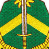 8th Military Police Group Patch | Center Detail