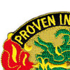 89th Military Police Group Patch | Upper Left Quadrant