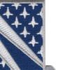 89th Cavalry Regiment Patch | Upper Right Quadrant