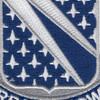 89th Cavalry Regiment Patch | Center Detail