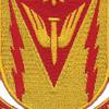 88th Airborne Anti-Aircraft Artillery Battalion Patch | Center Detail