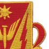 88th Airborne Anti-Aircraft Artillery Battalion Patch | Upper Right Quadrant